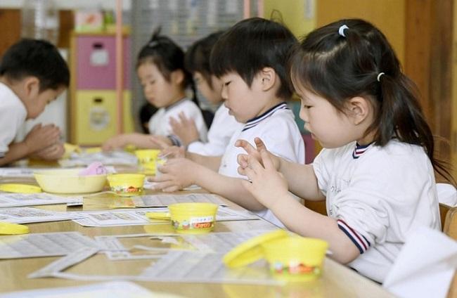 Nguyên tắc cô giáo chủ đạo – trẻ hoạt động tích cực