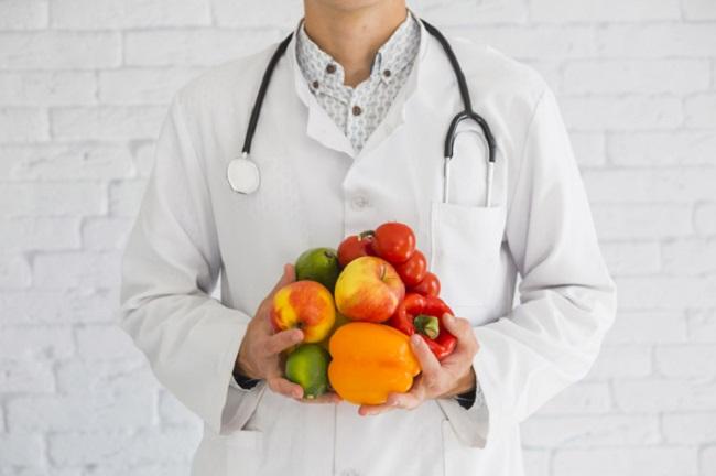 Mức lương của bác sĩ dinh dưỡng
