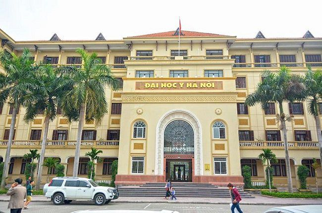 Trường đại học Y Hà Nội - đại học có ngành dược