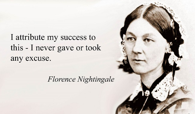 Florence Nightingale - Người sáng lập ra ngành điều dưỡng