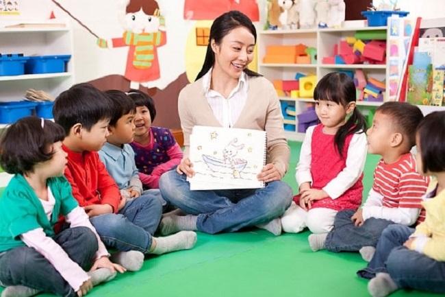 Nguyên tắc giáo dục trẻ làm việc theo nhóm