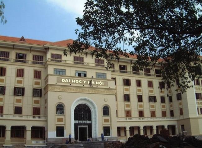 hoc phi nganh duoc đại học Y Hà Nội