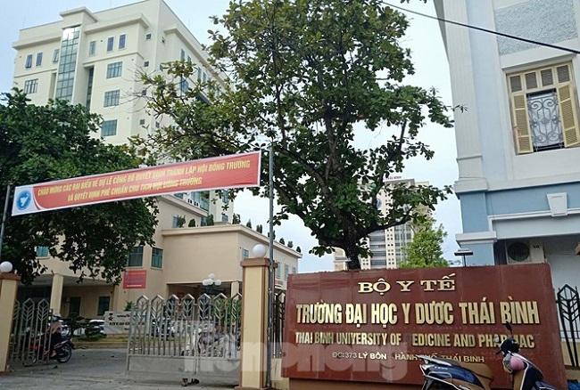 Học phí trường đại học Y Thái Bình