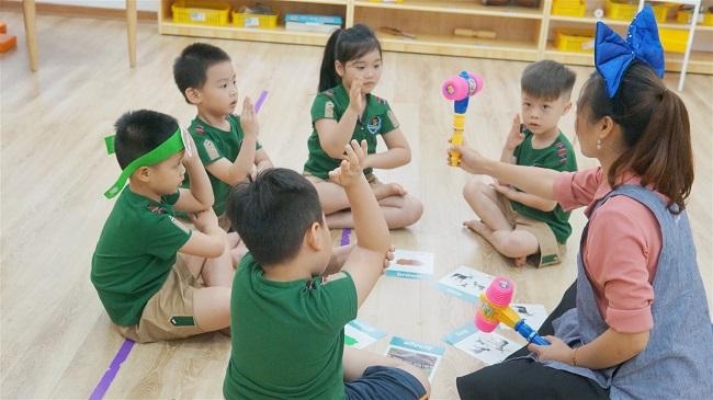 8 nguyên tắc giáo dục mầm non