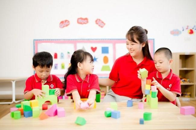 Mục tiêu chương trình giáo dục mầm non