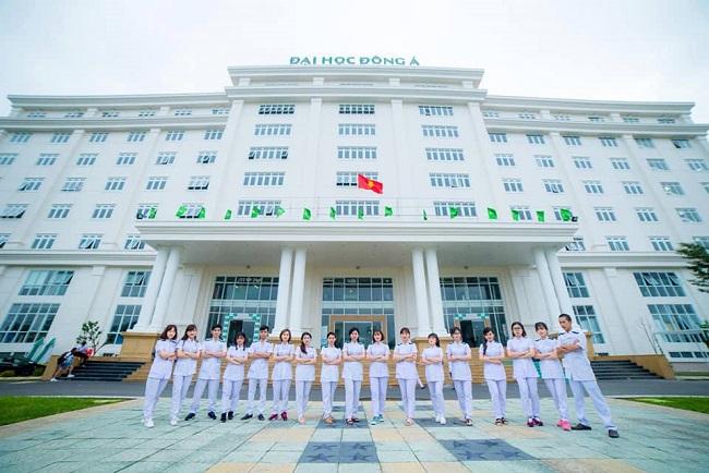 Ngành điều dưỡng tại ĐH Đông Á thu hút rất nhiều sinh viên theo học