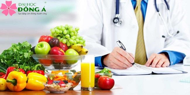 Đôi nét về ngành Dinh dưỡng