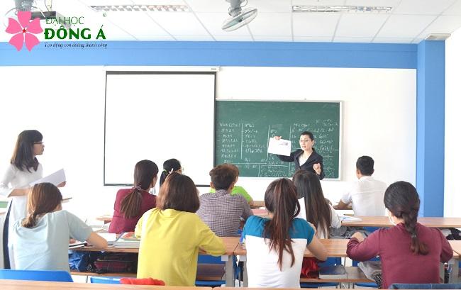 Phương pháp giảng dạy Đại học Đông Á