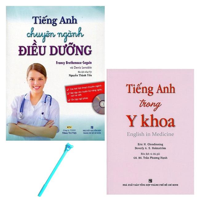 Sách tiếng anh chuyên ngành điều dưỡng