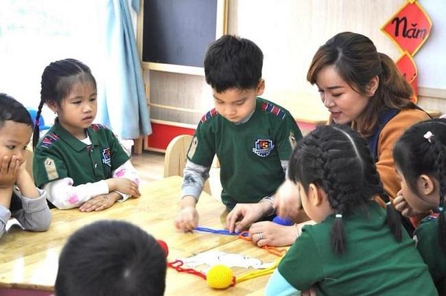 Xu hướng giáo dục mầm non ở Việt Nam hiện nay