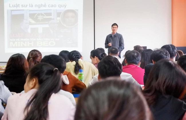 Chương trình đào tạo ngành luật kinh tế