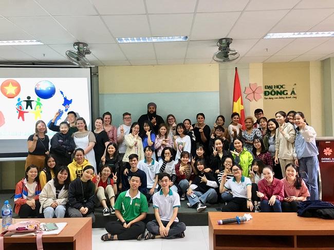 Chương trình đào tạo ngành ngôn ngữ Anh