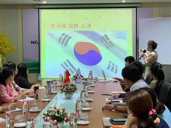 Chương trình đào tạo ngành Ngôn ngữ Hàn Quốc tại Đông Á