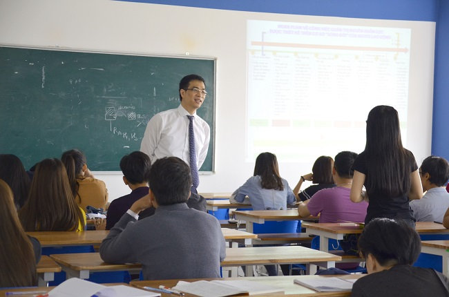 Chương trình đào tạo ngành Quản trị văn phòng