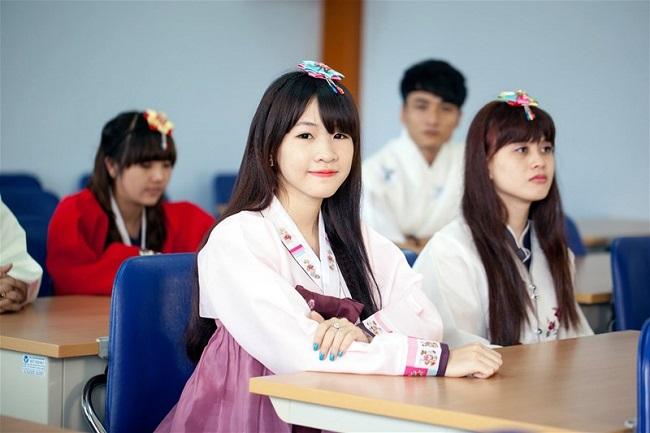 Chuyên ngành ngôn ngữ Hàn