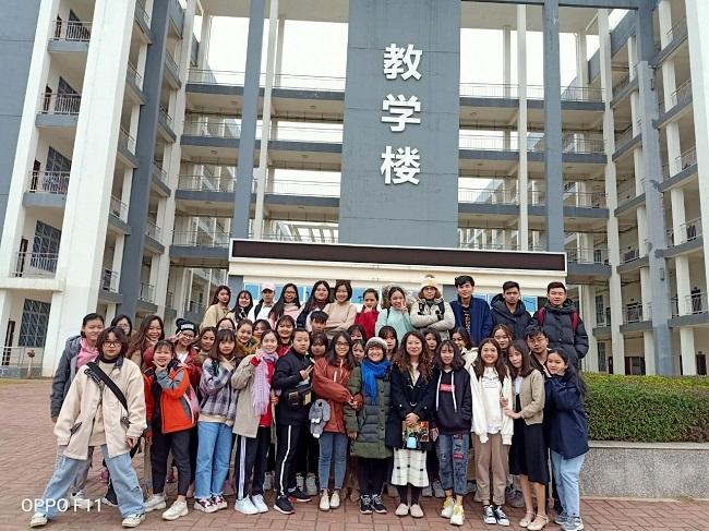 Cơ hội học tập và làm việc tại nước ngoài cho sinh viên ngôn ngữ Trung DH Đông Á