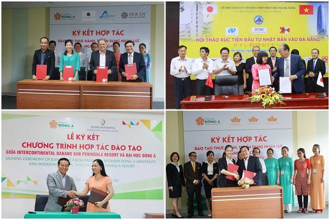 Cơ hội việc làm rộng mở cho sinh viên ngành QTNH và DV ăn uống tại Đông Á
