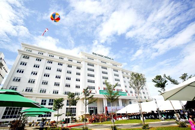 Đại học Đông Á – Đà Nẵng thuộc top những trường đào tạo ngành marketing uy tín tại Đà Nẵng
