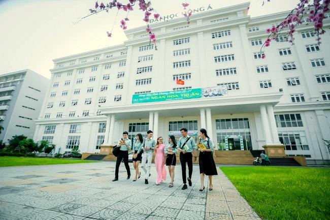 ĐH Đông Á tuyển sinh Liên thông ngành tiếng Nhật