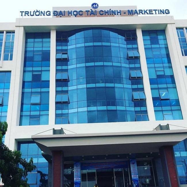 Đại học Tài chính Marketing