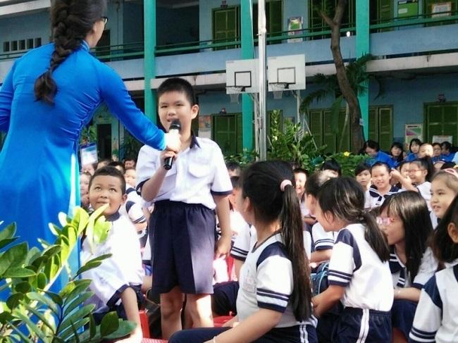 Đào tạo đạo đức và nhân cách - Mục tiêu giáo dục tiểu học