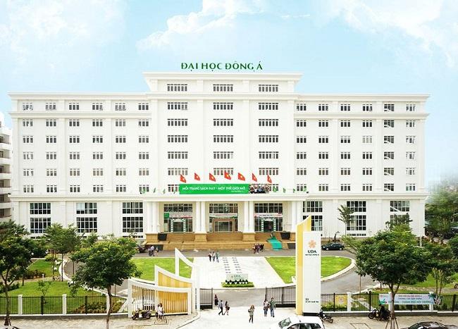Trường đại học Đông Á - Đà Nẵng