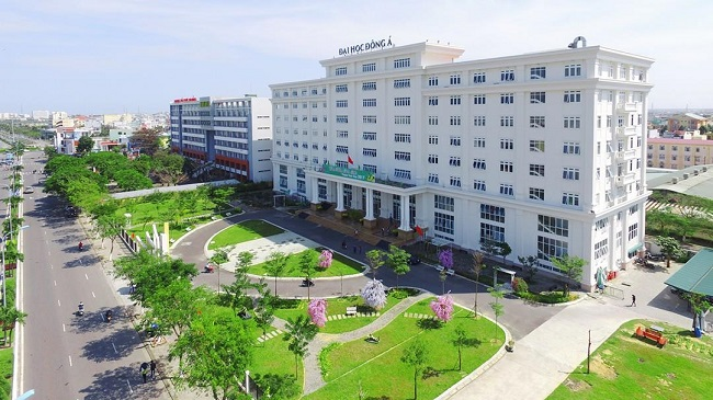 Trường Đại học Đông Á là một trong những ngôi trường uy tín đào tạo ngành Marketing