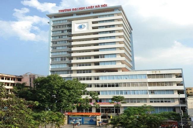Điểm chuẩn Trường Đại học Luật Hà Nội
