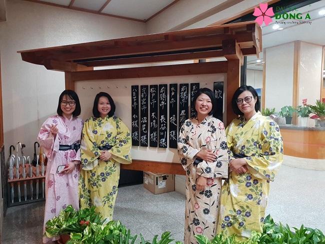liên thông Đại học ngành Tiếng Nhật