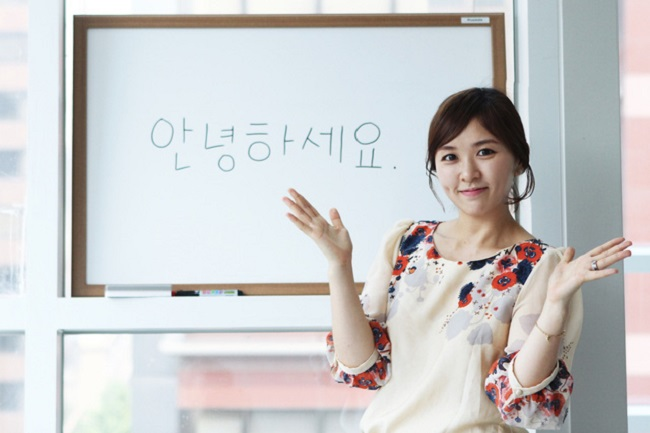 Làm giảng viên tiếng Hàn