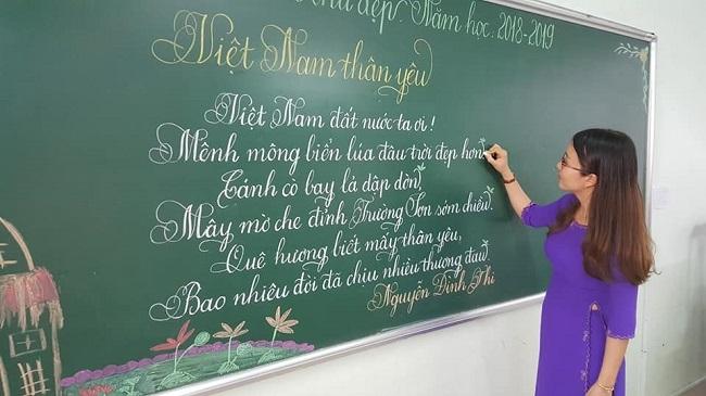 Chuẩn chữ viết và kiến thức