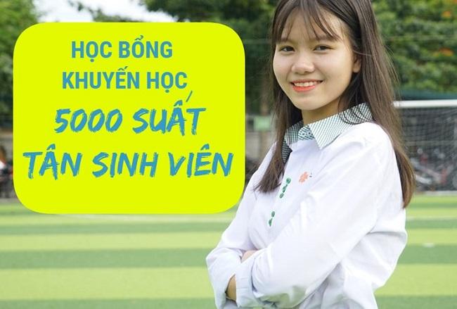 Học bổng khuyến học tại Đại học Đông Á
