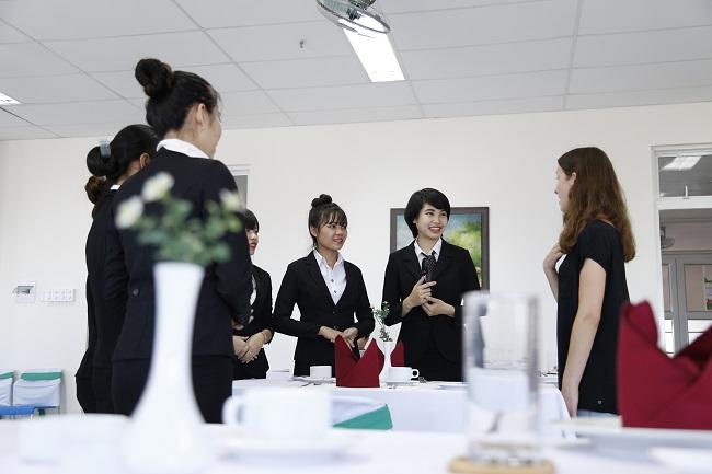 Ngành quản trị khách sạn tại Đại học Đông Á