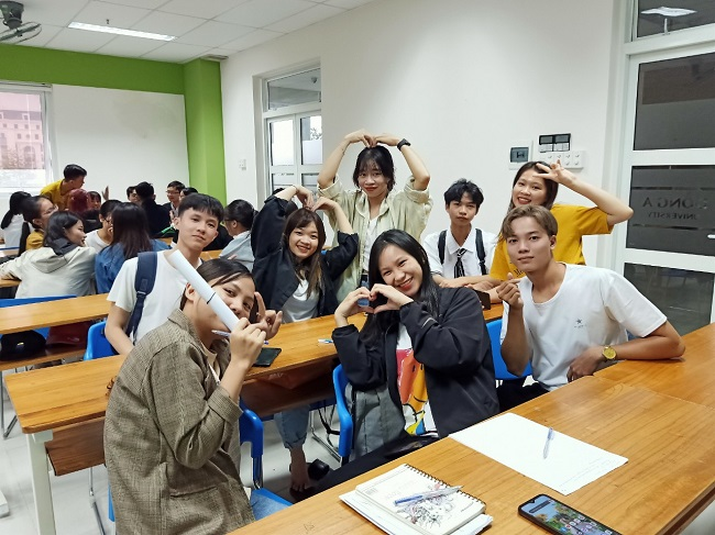 Lợi ích khi ssinh viên theo học ngành quản trị kinh doanh tại ĐH Đông Á