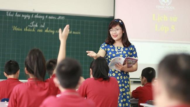 Giáo viên cần rèn luyện cho mình những kỹ năng nghề nghiệp