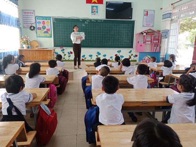 Tìm hiểu về luật phổ cập giáo dục tiểu học