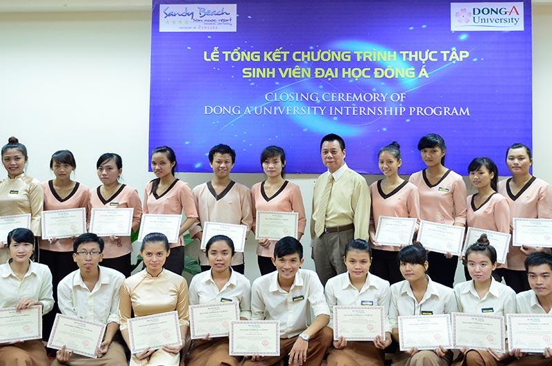 Môi trường học tập ngành du lịch 09