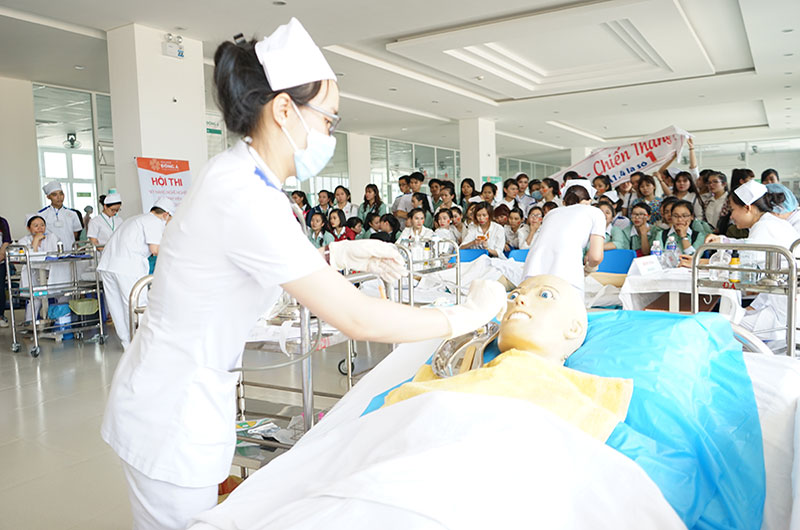 Môi trường ngành điều dưỡng 06