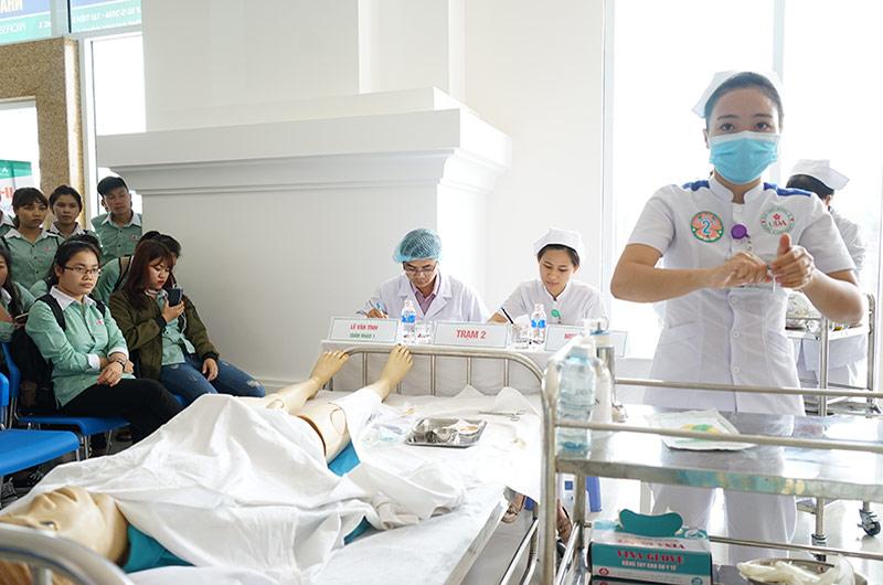 Môi trường ngành điều dưỡng 07