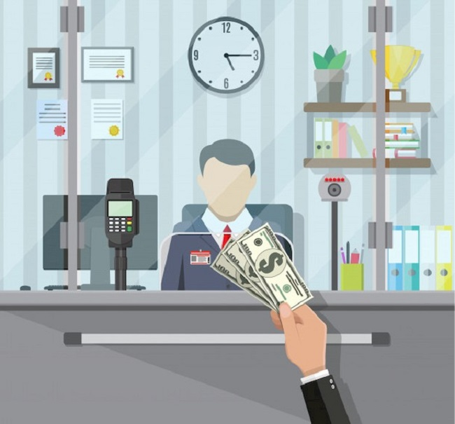 Mức lương Giao dịch viên ngân hàng