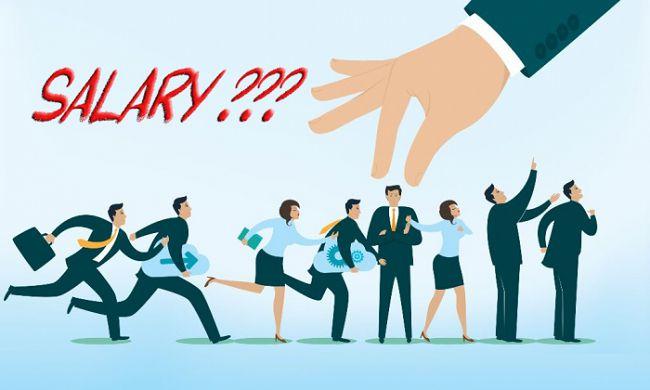 Mức lương sinh viên mới ra trường ngành quản trị nhân sự