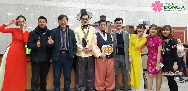 Mục tiêu đào tạo khoa ngôn ngữ và văn hóa Hàn Quốc