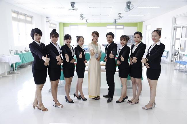 Sinh viên ngành quản trị du lịch ĐH Đông Á