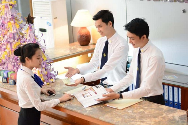 Ngành quản trị khách sạn - Ngành học thu hút nhiều sinh viên