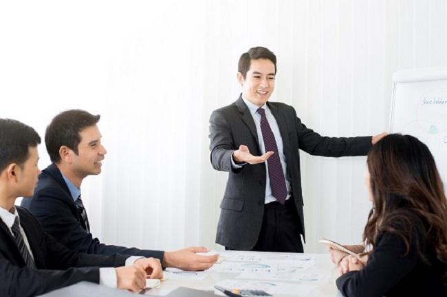 Quản trị kinh doanh - ngành nghề rất phù hợp với những bạn trẻ năng động