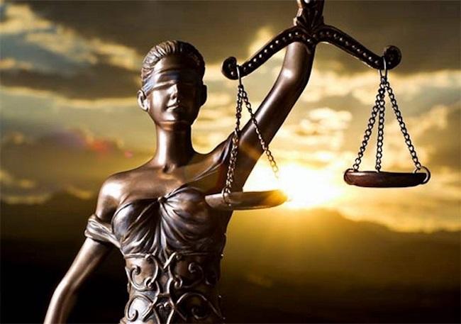 Nguồn gốc ra đời của biểu tượng ngành luật