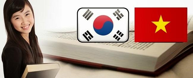 Làm phiên dịch tiếng Hàn