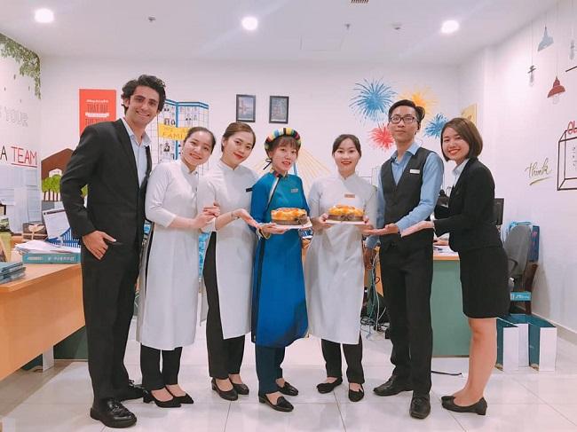 Sinh viên ngành ngôn ngữ Trung ĐH Đông Á có nhiều cơ hội việc làm