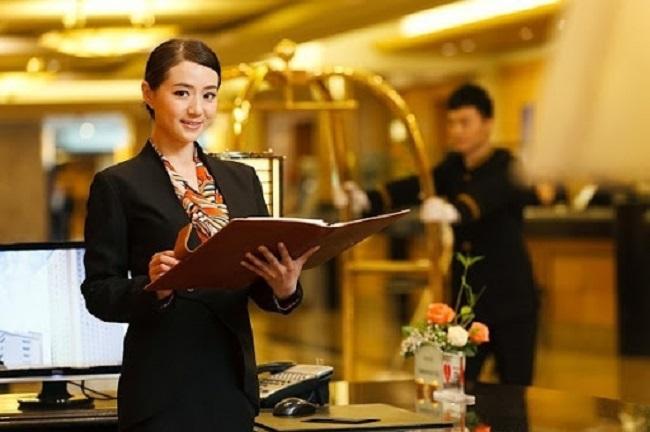 Hình minh họa ngành quản trị khách sạn