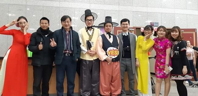 Tìm hiểu về ngành ngôn ngữ Hàn Quốc